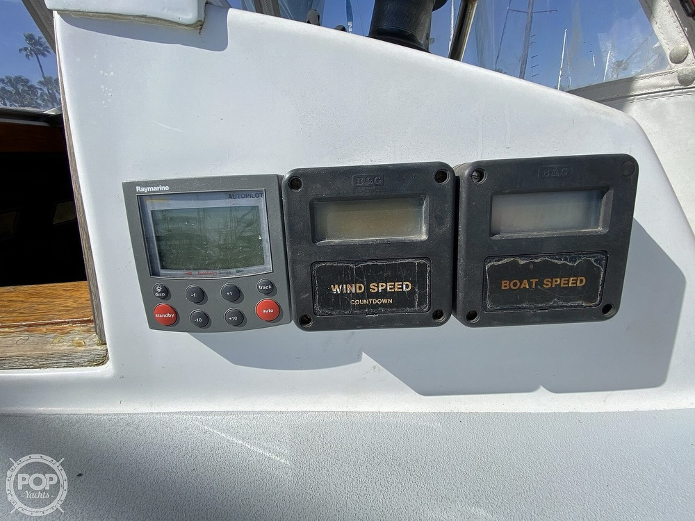 1985 Wilderness Yachts boat for sale, model of the boat is 40 Mull Wilderness & Image # 24 of 40