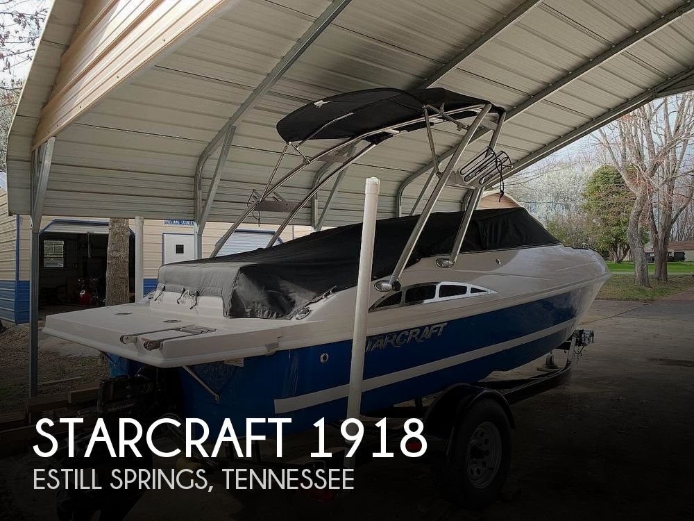 2016 STARCRAFT LIMITED 1918 for sale
