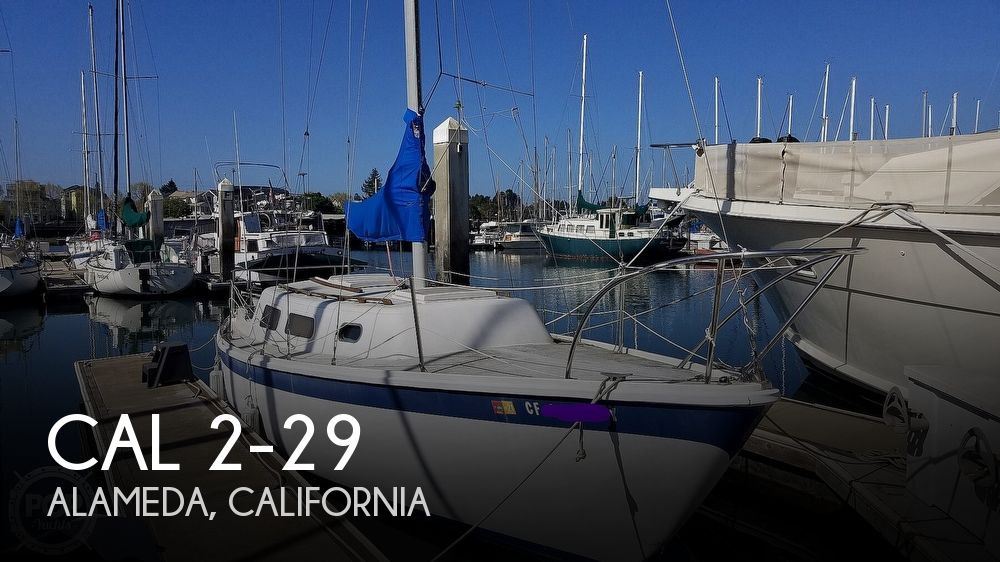 1976 CAL boat for sale, model of the boat is 2-29 & Image # 1 of 40