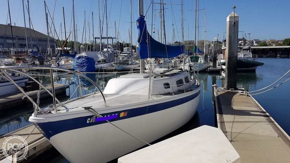 1976 CAL boat for sale, model of the boat is 2-29 & Image # 5 of 40