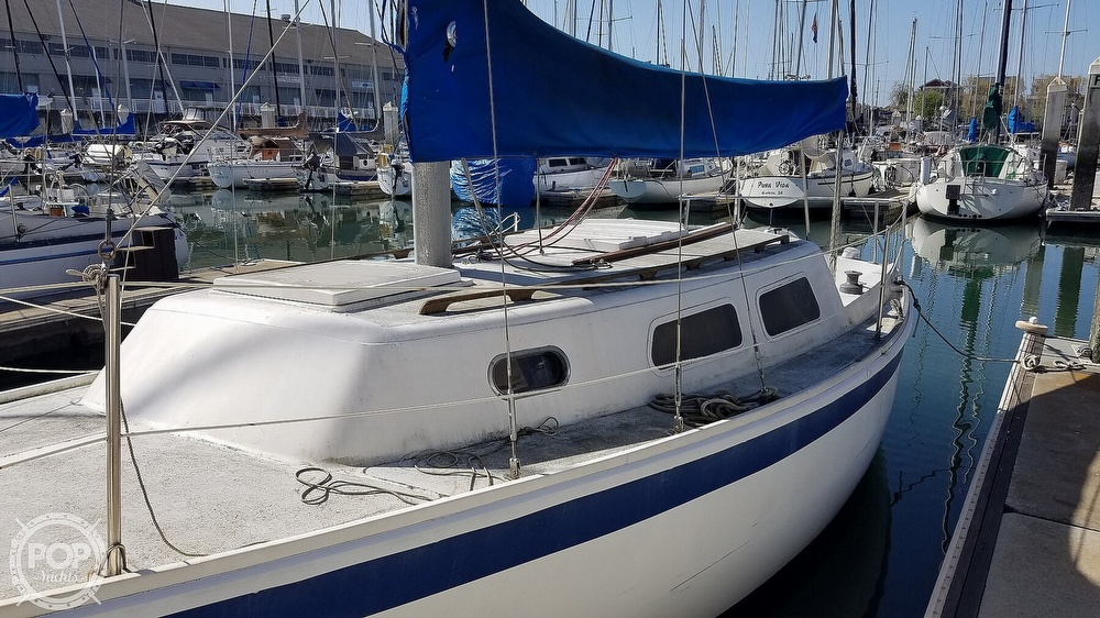 1976 CAL boat for sale, model of the boat is 2-29 & Image # 17 of 40