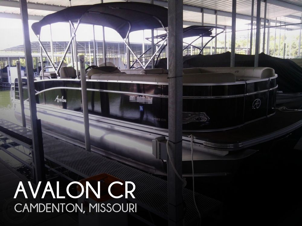 2014 Avalon boat for sale, model of the boat is CR & Image # 1 of 1