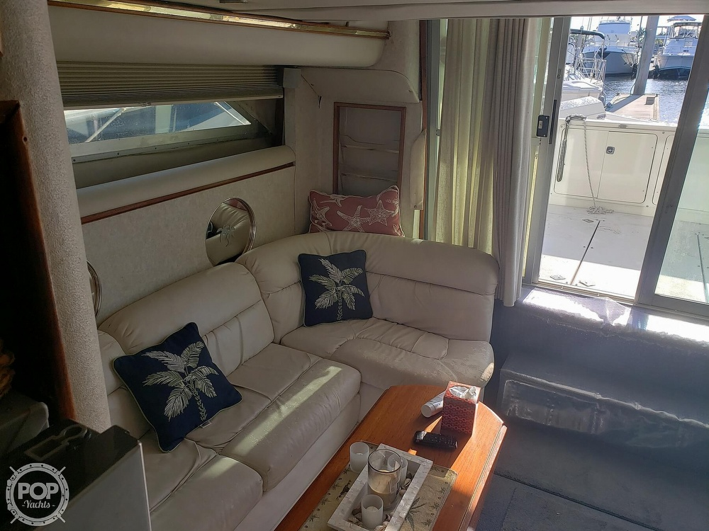 1989 Cruisers Yachts boat for sale, model of the boat is 4280 Express Bridge & Image # 10 of 40