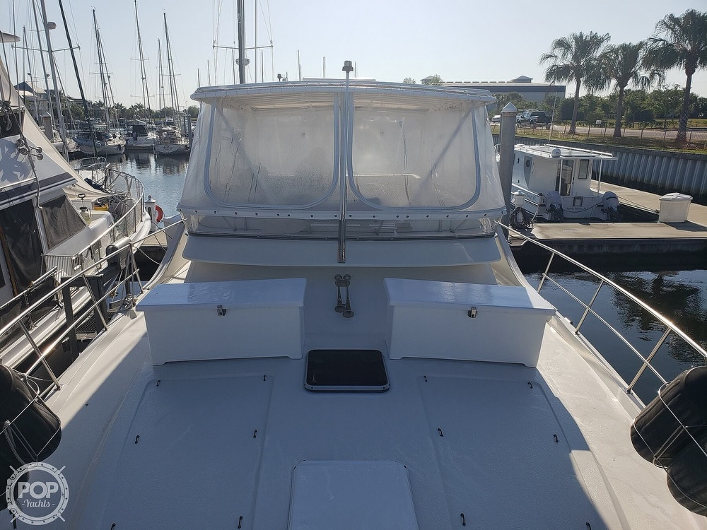 1989 Cruisers Yachts boat for sale, model of the boat is 4280 Express Bridge & Image # 11 of 40