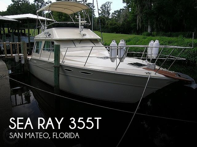 Used Sea Ray Boats For Sale in Jacksonville, Florida by owner | 1982 Sea Ray 355T