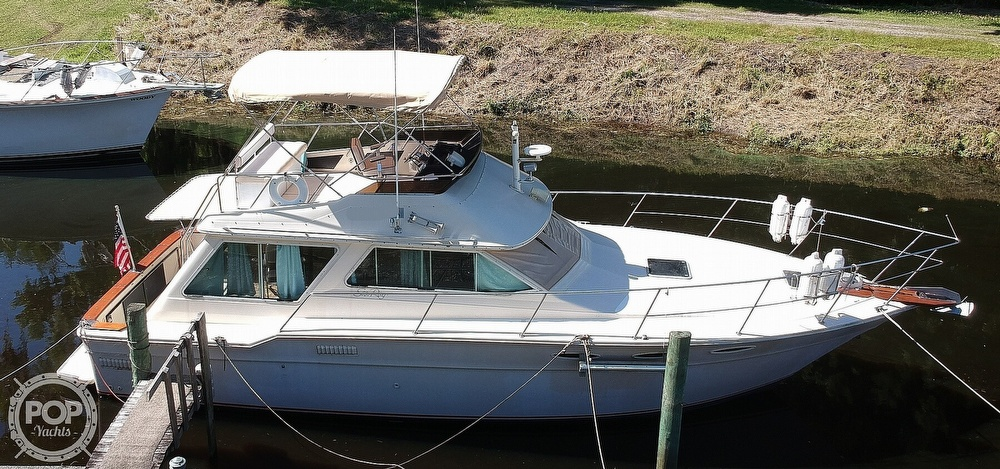 1982 Sea Ray boat for sale, model of the boat is 355T & Image # 10 of 40
