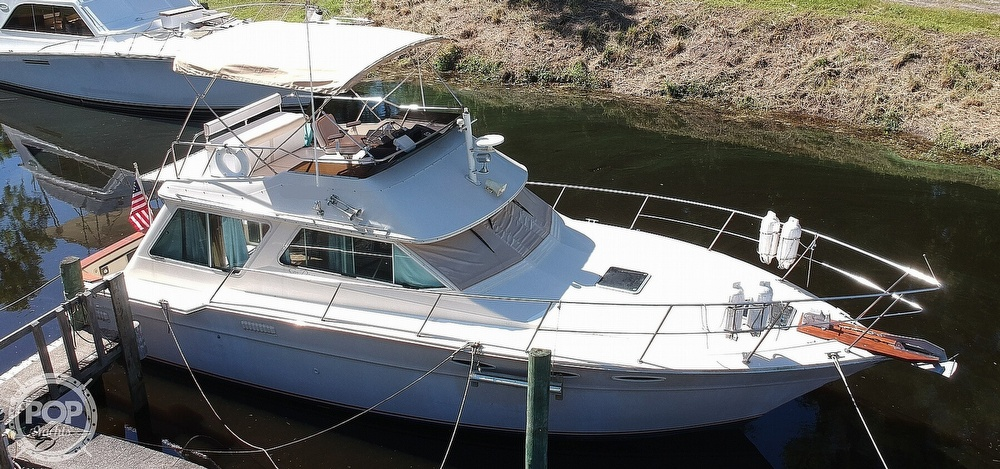 1982 Sea Ray boat for sale, model of the boat is 355T & Image # 11 of 40