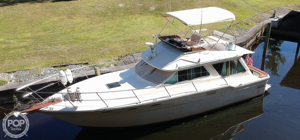 1982 Sea Ray boat for sale, model of the boat is 355T & Image # 14 of 40