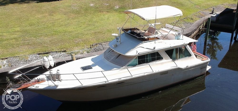 1982 Sea Ray boat for sale, model of the boat is 355T & Image # 15 of 40