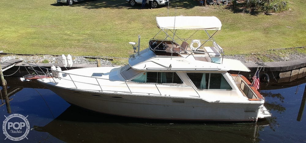 1982 Sea Ray boat for sale, model of the boat is 355T & Image # 16 of 40