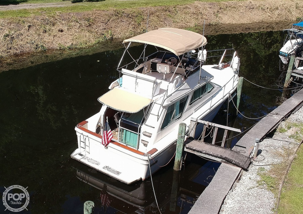 1982 Sea Ray boat for sale, model of the boat is 355T & Image # 19 of 40