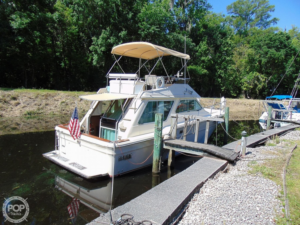1982 Sea Ray boat for sale, model of the boat is 355T & Image # 26 of 40