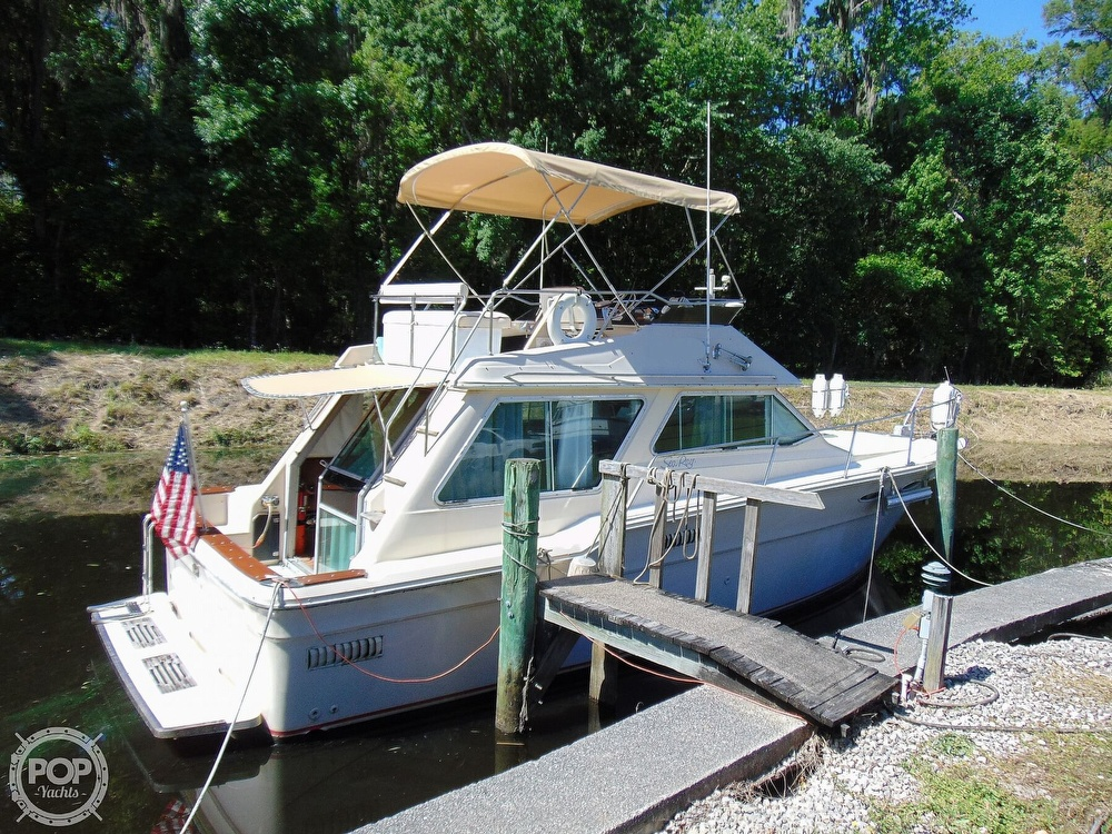 1982 Sea Ray boat for sale, model of the boat is 355T & Image # 2 of 40