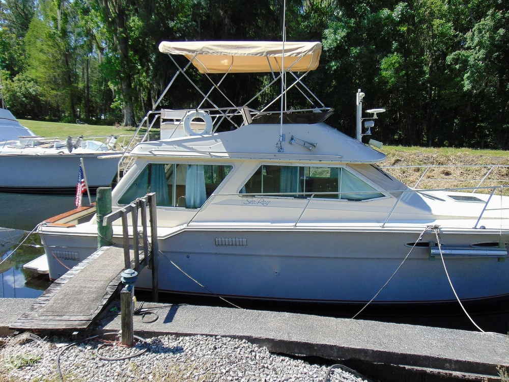 1982 Sea Ray boat for sale, model of the boat is 355T & Image # 27 of 40