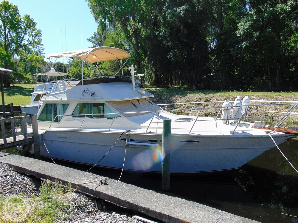 1982 Sea Ray boat for sale, model of the boat is 355T & Image # 28 of 40