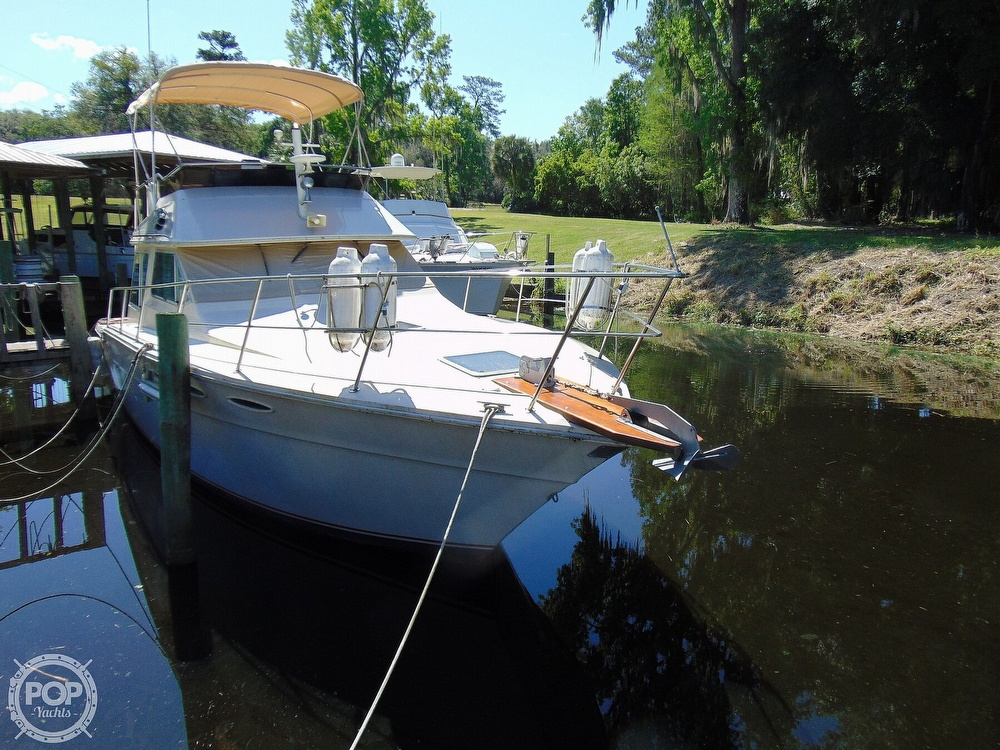 1982 Sea Ray boat for sale, model of the boat is 355T & Image # 30 of 40