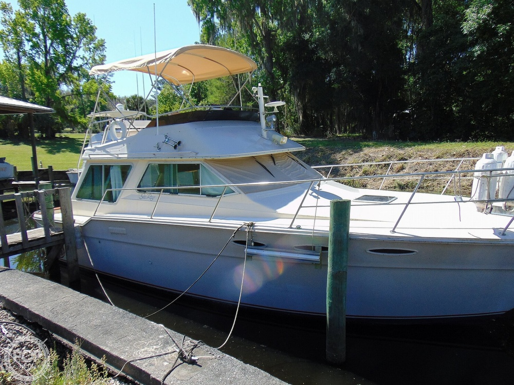 1982 Sea Ray boat for sale, model of the boat is 355T & Image # 32 of 40
