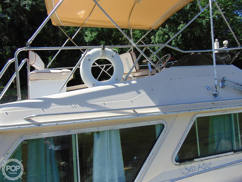 1982 Sea Ray boat for sale, model of the boat is 355T & Image # 34 of 40