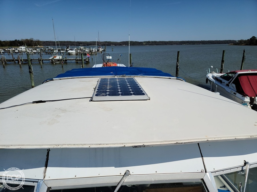 1968 Chris Craft boat for sale, model of the boat is 42 Commander & Image # 40 of 40