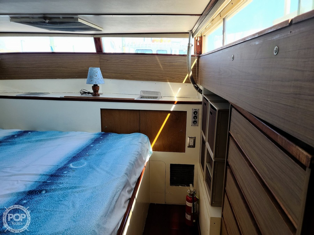 1968 Chris Craft boat for sale, model of the boat is 42 Commander & Image # 3 of 40
