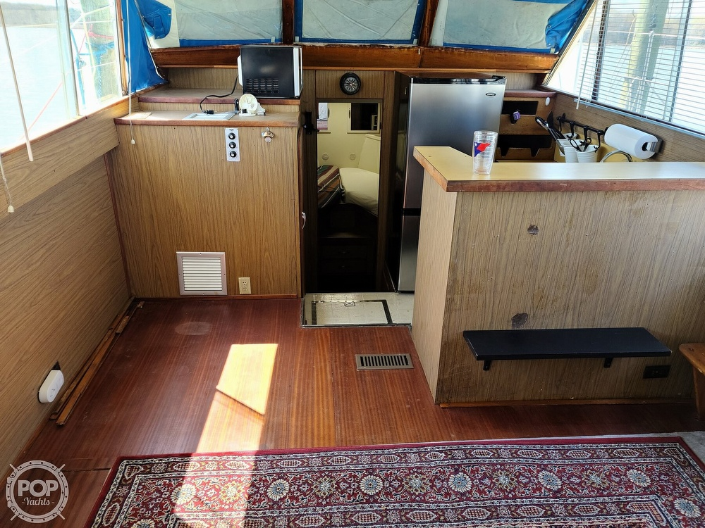 1968 Chris Craft boat for sale, model of the boat is 42 Commander & Image # 7 of 40