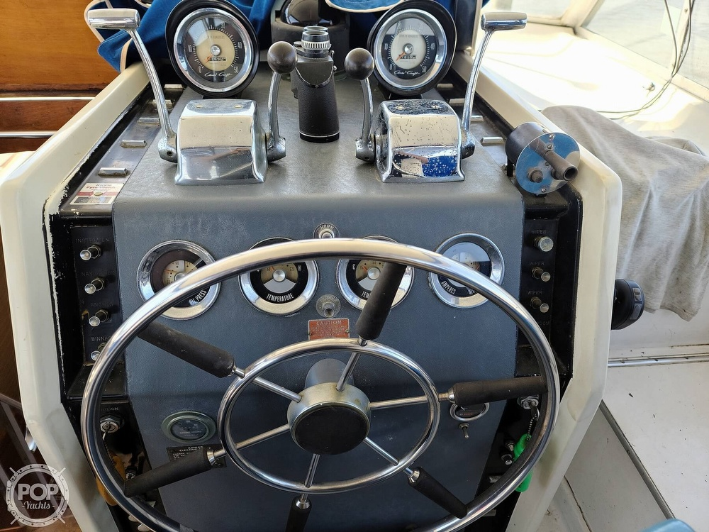 1968 Chris Craft boat for sale, model of the boat is 42 Commander & Image # 8 of 40