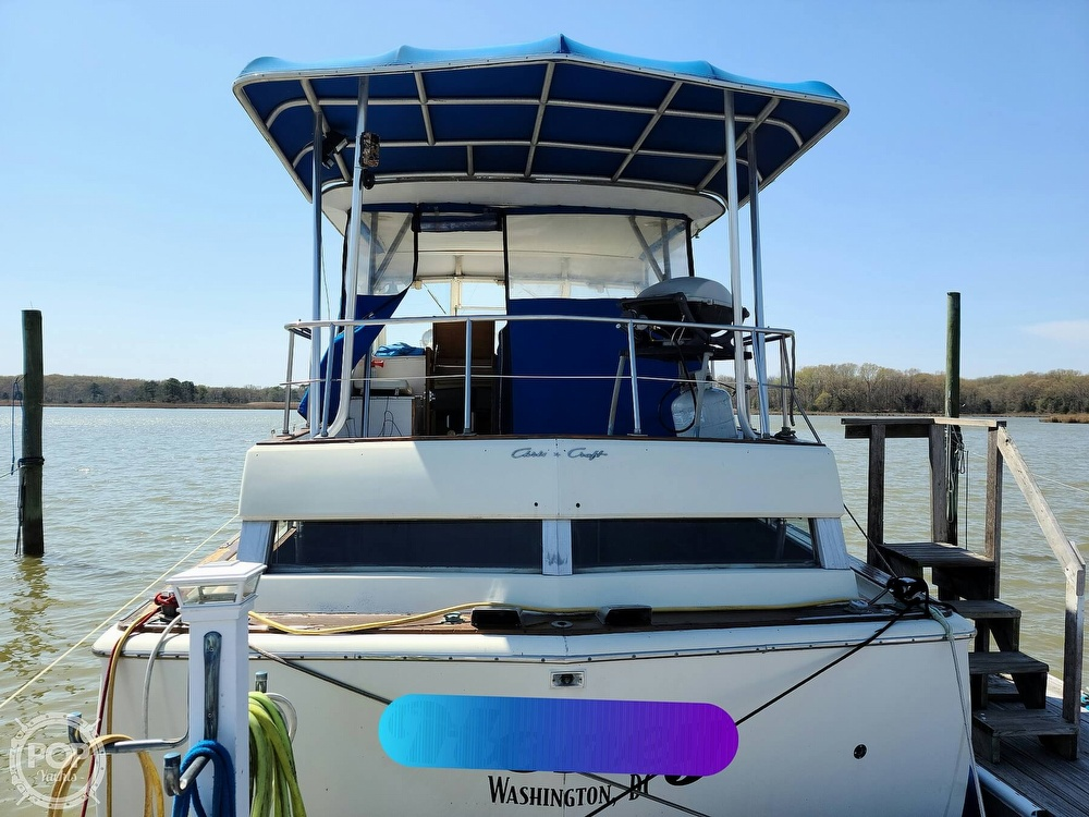1968 Chris Craft boat for sale, model of the boat is 42 Commander & Image # 9 of 40