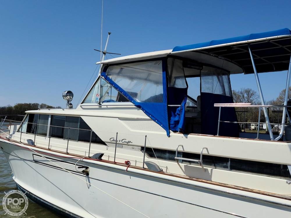 1968 Chris Craft boat for sale, model of the boat is 42 Commander & Image # 10 of 40