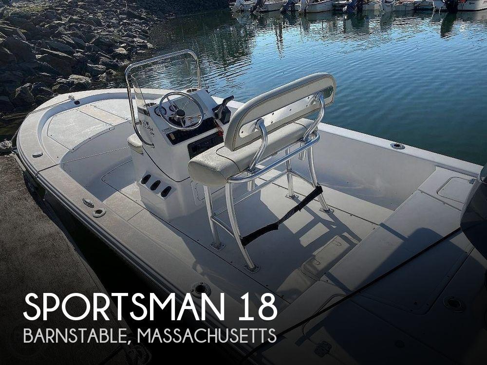 2017 SPORTSMAN BOATS ISLAND REEF for sale