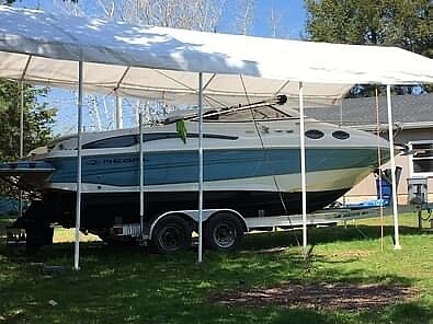 2002 Regal boat for sale, model of the boat is 2650 LSC & Image # 8 of 40