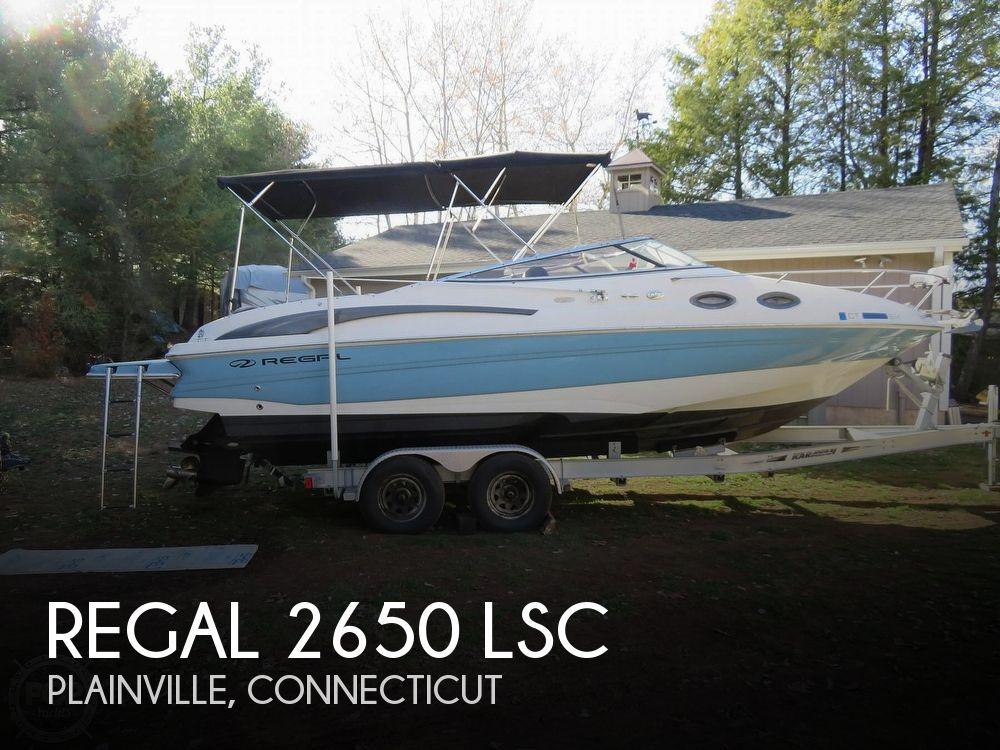 2002 REGAL 2650 LSC for sale