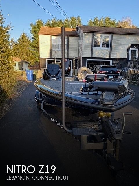 Used NITRO Boats For Sale by owner | 2019 Nitro Z19