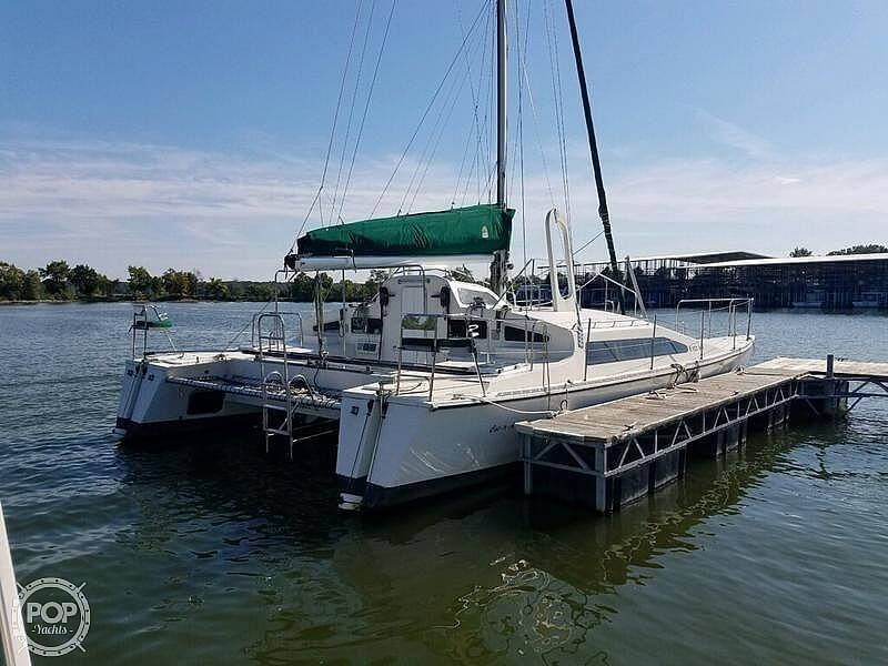 1988 Banshee boat for sale, model of the boat is 35 & Image # 2 of 32
