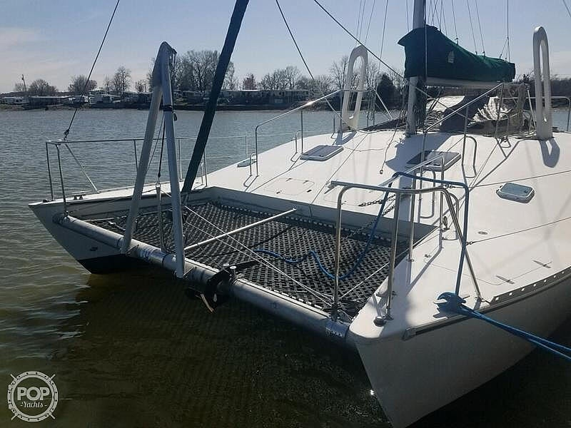 1988 Banshee boat for sale, model of the boat is 35 & Image # 3 of 32