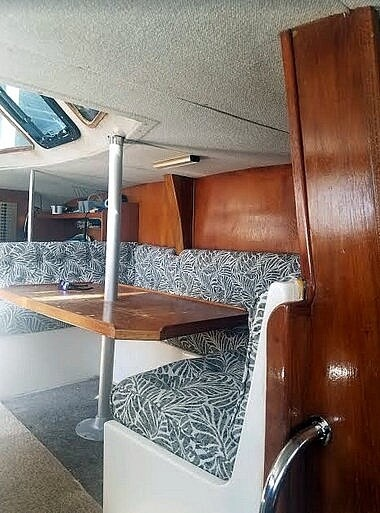 1988 Banshee boat for sale, model of the boat is 35 & Image # 29 of 32
