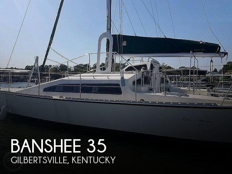 1988 Banshee 35