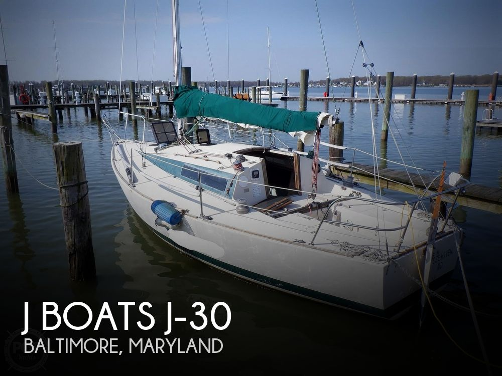 1981 J Boats boat for sale, model of the boat is J-30 & Image # 1 of 40