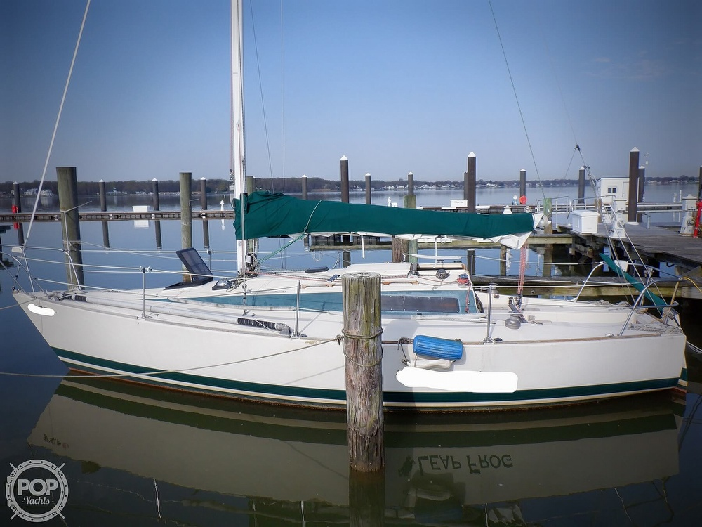 1981 J Boats boat for sale, model of the boat is J-30 & Image # 12 of 40