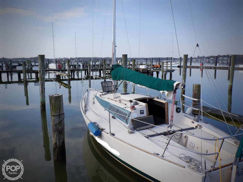 1981 J Boats boat for sale, model of the boat is J-30 & Image # 13 of 40