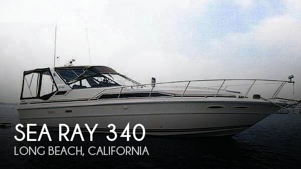 Used Sea Ray Boats For Sale in Los Angeles, California by owner   1986 Sea Ray 340 sundancer