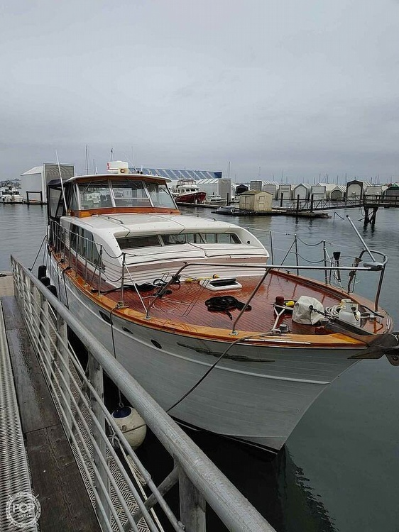 1963 Chris Craft boat for sale, model of the boat is Constellation & Image # 35 of 36