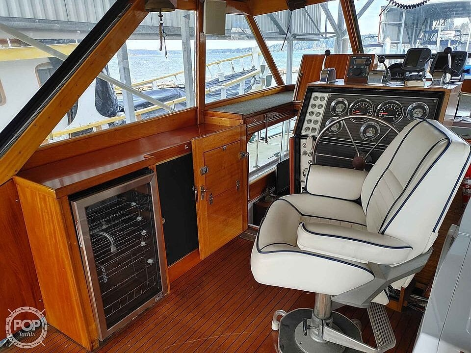 1963 Chris Craft boat for sale, model of the boat is Constellation & Image # 4 of 36