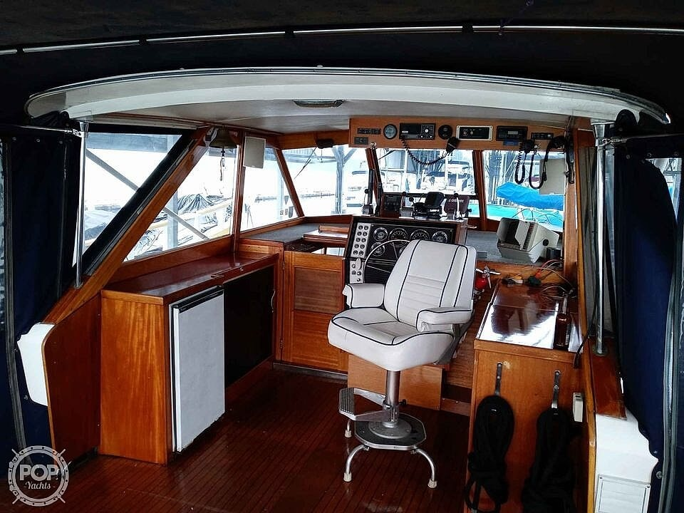 1963 Chris Craft boat for sale, model of the boat is Constellation & Image # 5 of 36