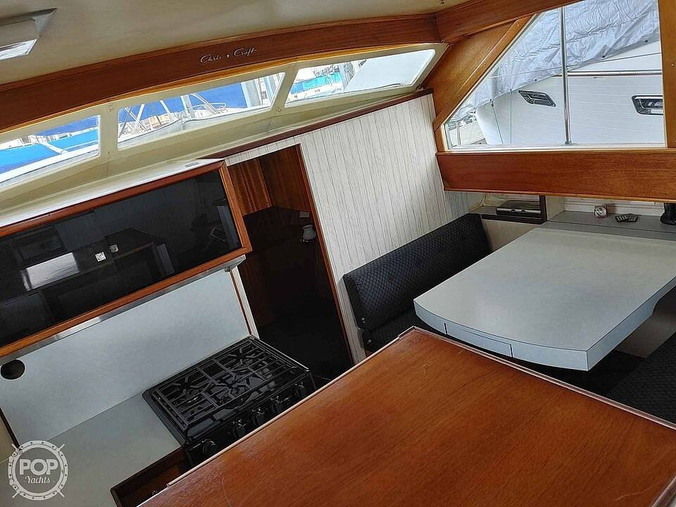 1963 Chris Craft boat for sale, model of the boat is Constellation & Image # 7 of 36