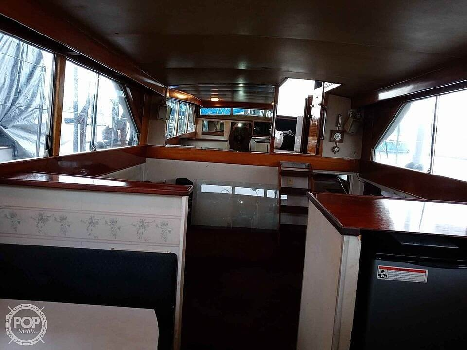 1963 Chris Craft boat for sale, model of the boat is Constellation & Image # 14 of 36