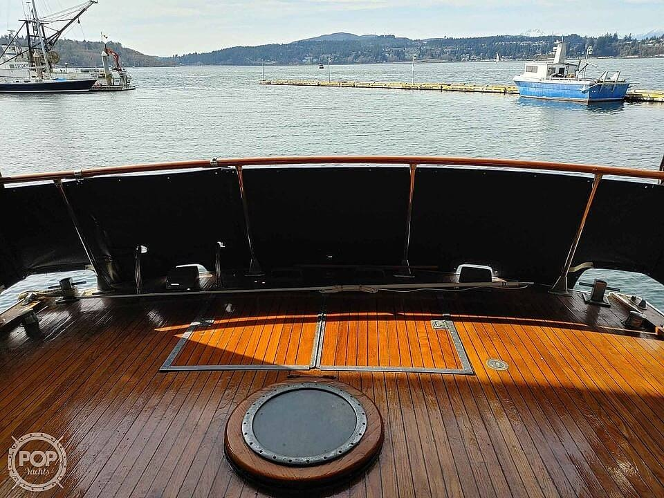 1963 Chris Craft boat for sale, model of the boat is Constellation & Image # 10 of 36