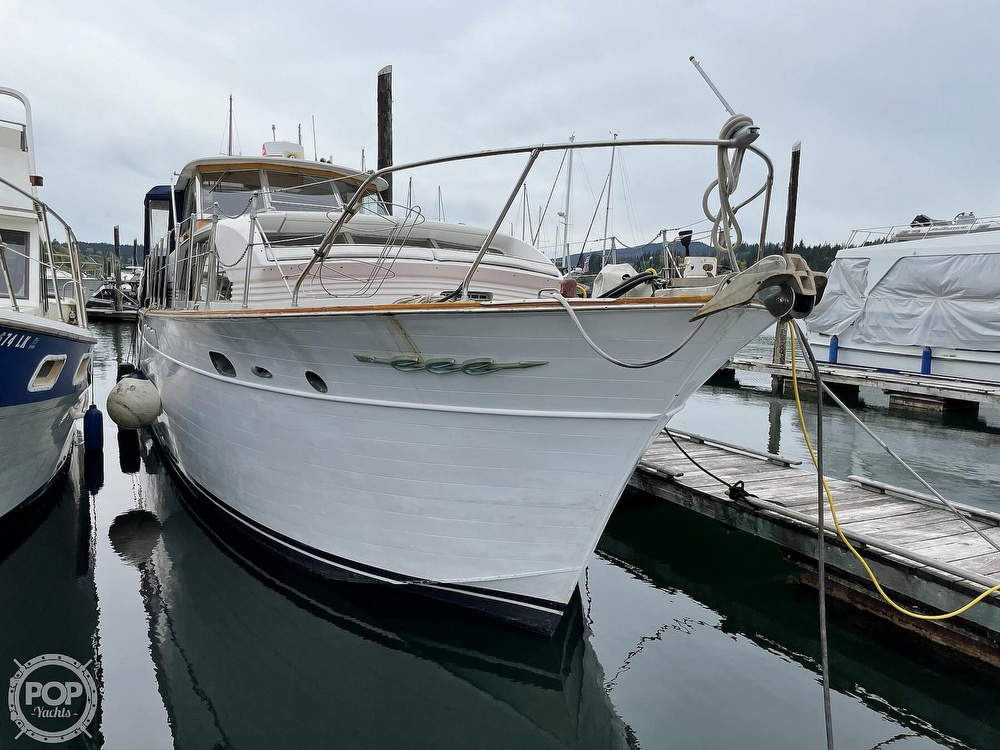 1963 Chris Craft boat for sale, model of the boat is Constellation & Image # 2 of 36