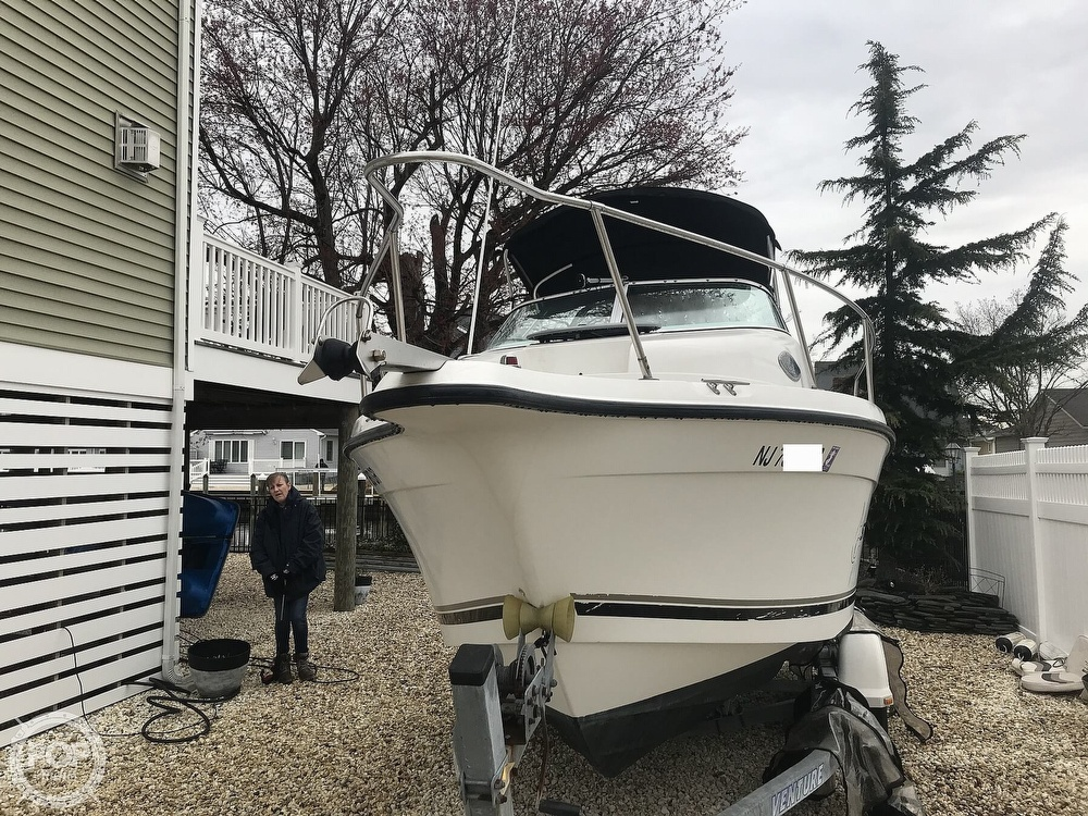 2002 Striper boat for sale, model of the boat is 2101 & Image # 8 of 40