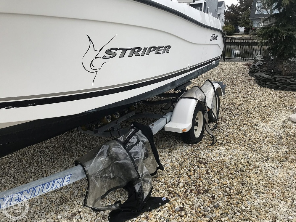 2002 Striper boat for sale, model of the boat is 2101 & Image # 11 of 40