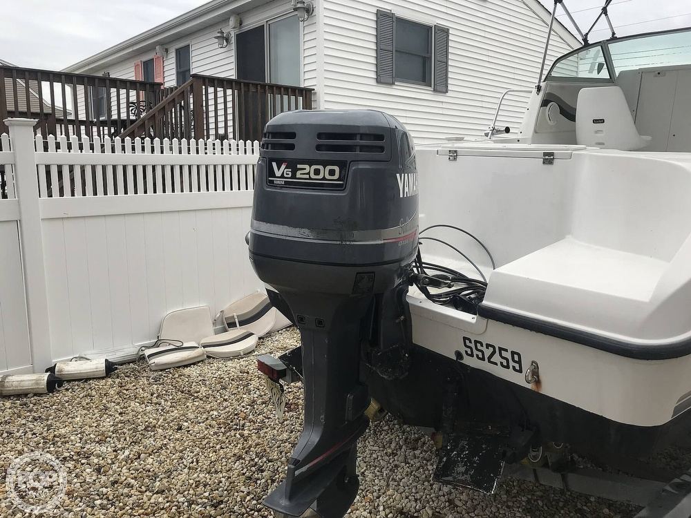 2002 Striper boat for sale, model of the boat is 2101 & Image # 19 of 40
